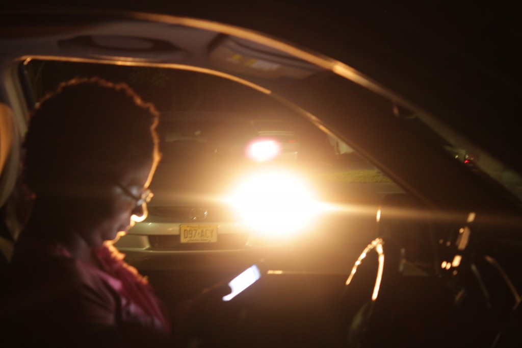 Drivers may be charged with reckless driving. In case the driver causes an accident due to the use of cell phone, the offender can pay up to $150,000 and face up to 10 years in prison. Photo Illustration by Jessicarose Fattibene.